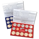 2008 US Mint Set - Satin Finish - 28 Coins