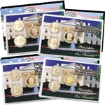 2007 1st Year Presidential Dollar P D & S Collection