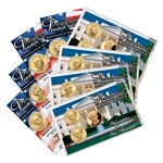 2008 Presidential Dollar Set - Philadelphia, Denver, and San Francisco - Lens