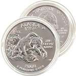 2008 Alaska Uncirculated Qtr - Philadelphia Mint