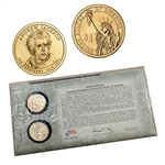 2008 1st Day Cover Andrew Jackson - US Mint Packaging