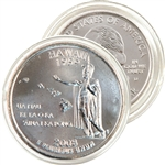 2008 Hawaii Uncirculated Qtr - Denver Mint