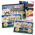 2008 Presidential Dollars P & D 2 Lens Set