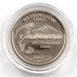 2007 Washington Proof Quarter - San Francisco Mint