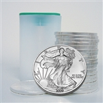2009 Silver Eagle Government Roll of 20