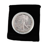 1987 Silver Eagle - Uncirculated