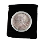 1990 Silver Eagle - Uncirculated