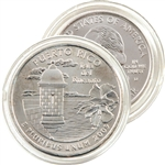 2009 Puerto Rico Quarter - Denver - Uncirculated
