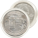 2009 Puerto Rico Quarter - Philadelphia - Uncirculated
