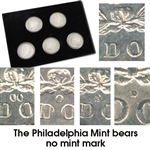 Morgan Dollar Mint Mark Collection - P/D/S/O/CC