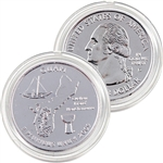 2009 Guam Platinum Quarter - Denver
