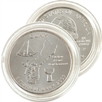 2009 Guam Quarter - Philadelphia - Uncirculated