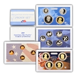 2009 Modern Issue Proof Set - 18 pc