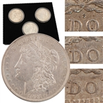 1921 Morgan Dollar P/D/S - Circ