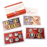 2009 US Silver Proof Set - Modern (18 pc)