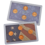 2009 Lincoln Cent Ceremony Collection Proof - 4pc