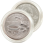 2009 American Samoa Quarter - Philadelphia - Uncirculated