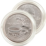 2009 American Samoa Quarter - Denver - Uncirculated