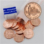2009 Lincoln Cent - Professional Life in Illinois - Philadelphia Mint Roll