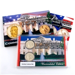 2009 Presidential Dollars Upside Down Variety 2pc Set - James Knox Polk