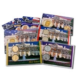 2009 Presidential Dollars - Precious Metals - James Knox Polk