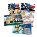 2009 Presidential Dollars - P/D/S - Lens - James Knox Polk