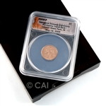 2009 Lincoln Cent - Formative Years (Rail Splitter) - Certified - Release Ceremony