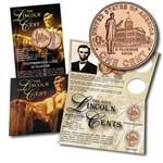 2009 Lincoln Cent Professional Life in Illinois - P/D Set Gift Pack