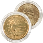 2009 Virgin Islands 24 Karat Gold quarter - Denver