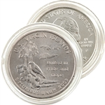 2009 Virgin Islands Uncirculated Qtr - Philadelphia Mint