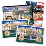 2009 Presidential Dollars P & D 2 Lens Set