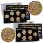 2009 Quarter Mania ( P & D ) Collection - Gold Edition