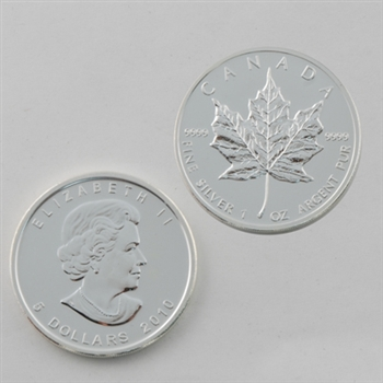 2010 Canadian Maple Leaf - Uncirculated