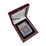 2010 Lincoln Shield Cent - Certified - Release Ceremony