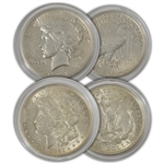 1921 Morgan - Peace 2 pc Set - Circulated