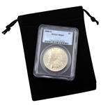 1888 Morgan Silver Dollar - New Orleans - Certified 63