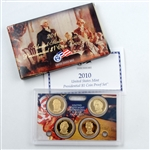 2010 US Mint Presidential Proof Set - Original Government Packaging