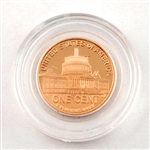 2009 Lincoln Cent Bicentennial - Presidency in Washington - Proof