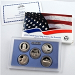 2010 America the Beautiful Quarters Proof Set - Original Government Packaging