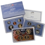 2010 Modern Issue Proof Set - 14 pc