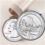 2010 Yosemite Quarter Roll - Philadelphia Mint - Uncirculated