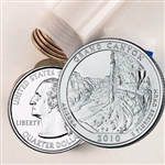 2010 Grand Canyon Quarter Roll - Philadelphia Mint - Uncirculated