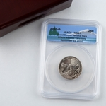 2010 Grand Canyon National Park Quarter - Ceremony Release