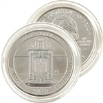 2010 Hot Springs Quarter - Denver - Uncirculated