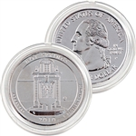 2010 Hot Springs Platinum Quarter - Philadelphia