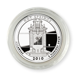 2010 Hot Springs ( Arkansas) Proof Quarter - San Francisco Mint