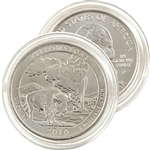 2010 Yellowstone Quarter - Philadelphia - Uncirculated