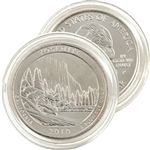 2010 Yosemite Quarter - Philadelphia - Uncirculated