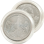 2010 Grand Canyon Quarter - Philadelphia - Uncirculated