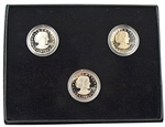 Susan B Anthony Dollar Collection (1979-1981) - San Francisco Mint - Proof
